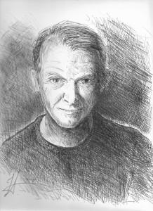 Portrait Daniel PIERRE dit HUBERT
