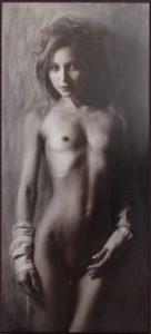 Autoportrait - Marlène DELCAMBRE