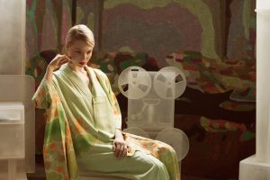 Le kimono - Marlène DELCAMBRE