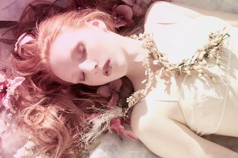 Ophelia - Marlène DELCAMBRE